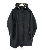 NIKE ACG(ナイキエーシージ)の古着「3イン1システムゴアテックスフーデッドコート」|ブラック