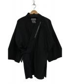 NEXUSVII(ネクサスセブン)の古着「サムエシャツ」 ブラック