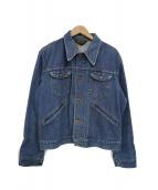 Wrangler(ラングラ)の古着「70~80sデニムジャケット」|インディゴ