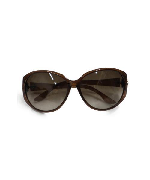 GUCCI(グッチ)GUCCI (グッチ) サングラス ブラウン サイズ:下記参照 GG3174の古着・服飾アイテム