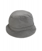 KAPTAIN SUNSHINE(キャプテン サンシャイン)の古着「バケットハット」|ライトグレー