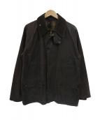 Barbour(バブアー)の古着「オイルドビデイルジャケット」|ブラウン