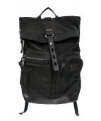 TUMI(トゥミ)の古着「バックパック」|ブラック