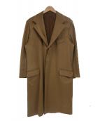 SARTORIA G.SEMINARA per Franco(サルトリア セミナーラ ペル フランコ)の古着「カシミヤチェスターコート」|ベージュ