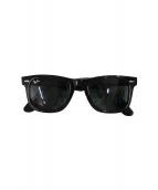 RAY-BAN(レイバン)の古着「オリジナルウェイファーラーサングラス」|ブラック