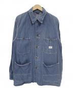 Sears(シアーズ)の古着「【古着】60sカバーオール」|インディゴ