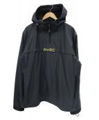 M+RC NOIR(マルシェノア)の古着「アノラックパーカー(プルオーバージャケット)」 グレー