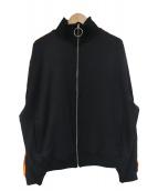 LEGENDA(レジェンダ)の古着「トラックジャケット」|ブラック
