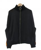 LEGENDA(レジェンダ)の古着「トラックジャケット」 ブラック
