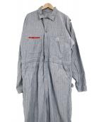 Real Chier(リアルチェア)の古着「【古着】50~60sヘリンボーンオールインワン」|ネイビー