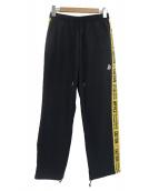 FR2(エフアールツー)の古着「サイドラインナイロンパンツ」 ブラック