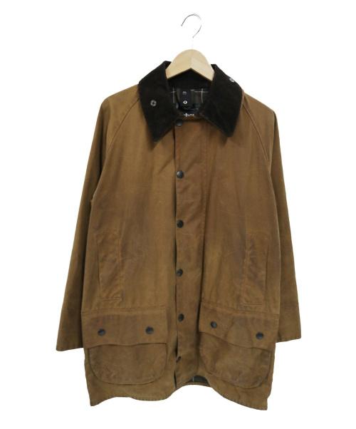 Barbour(バブアー)Barbour (バブアー) クラシックムーアランドジャケット ブラウン サイズ:C38/97VMの古着・服飾アイテム