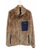 CAPE HEIGHTS(ケープハイツ)の古着「フリースジャケット」|ベージュ