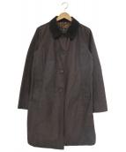 Barbour(バブアー)の古着「オイルドコート」 ブラウン