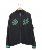 BILLIONAIRE BOYS CLUB(ビリオネアボーイズクラブ)の古着「トラックジャケット」 ブラック