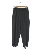 FWK Engineered Garments(エフダブリューケイ エンジニアードガーメンツ)の古着「トロピカルウールバルーンパンツ」|グレー