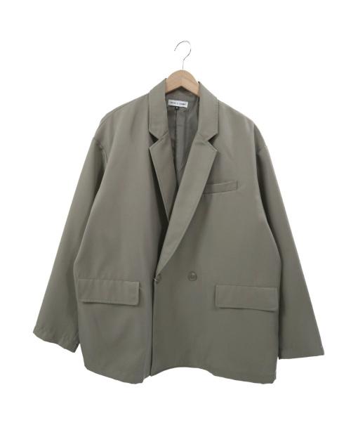 FREAKS STORE(フリークスストア)FREAKS STORE (フリークスストア) スタプレダブルブレストジャケット ベージュ サイズ:M 未使用品の古着・服飾アイテム