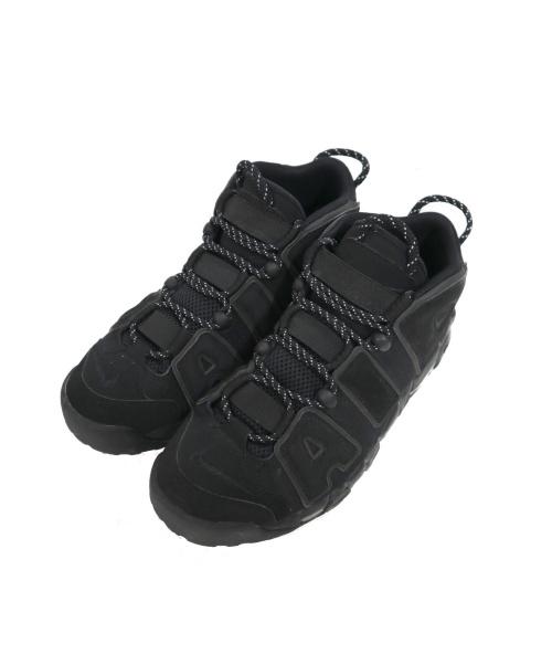 NIKE(ナイキ)NIKE (ナイキ) ハイカットスニーカー ブラック サイズ:29 AIR MORE UP TEMPO 414962-004の古着・服飾アイテム