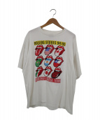 BROCKUM(ブロッカム)の古着「【古着】90'sバンドTシャツ」|ホワイト