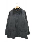 Barbour(バブアー)の古着「オイルドジャケット」|グレー