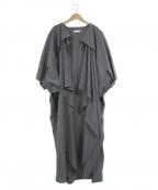 CLASS(クラス)の古着「ELMショートスリーブコート」|グレー