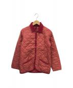 ()の古着「キルティングジャケット」|ピンク