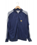 adidas(アディダス)の古着「【古着】ヴィンテージトラックジャケット」 ブルー