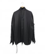 THE RERACS(ザ リラクス)の古着「デザインジャケット」|ブラック