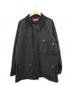 INHERIT(インヘリット)の古着「ウェザーフィールドジャケット」|ブラック