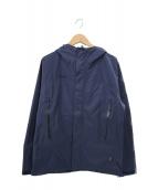 ()の古着「マイクロレイヤーエイチエスフーデットジャケット」|ネイビー