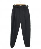 KURO(クロ)の古着「ウールグルカパンツ」|ブラック