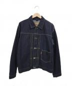 WEIRDO(ウィアード)の古着「デニムジャケット」|インディゴ