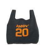 MM6 Maison Margiela()の古着「20th アニバーサリーショッピングトート」|ブラック