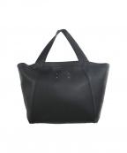 Maison Margiela 11(メゾンマルジェラ 11)の古着「ラージ トートバッグ」|ブラック