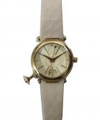 Vivienne Westwood(ヴィヴィアンウエストウッド)の古着「リストウォッチ」|ホワイト
