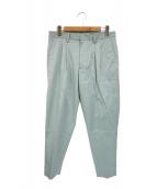 GDC(ジーディーシー)の古着「スラックスパンツ」|ミント