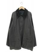 ()の古着「オイルドビデイルジャケット」|ブラウン
