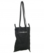 MM6 Maison Margiela()の古着「反転ロゴインサイドアウトキャンバストートバッグ」