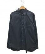 FUMITO GANRYU(フミトガンリュウ)の古着「長袖シャツ」|ブラック