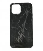 YOHJI YAMAMOTO×CASETIFY(ヨウジヤマモト×ケースティファイ)の古着「Signature iPhone Essential Cas」