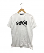 COMME des GARCONS(コムデギャルソン)の古着「プリントカットソー」 ホワイト