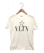 ()の古着「スターロゴプリントTシャツ」|ホワイト