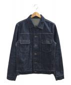 ()の古着「デニムトラッカージャケット」 インディゴ