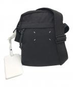 Maison Margiela(メゾンマルジェラ)の古着「ステレオタイプショルダーバッグ」|ブラック