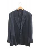 ()の古着「ウールジャケット」 ネイビー