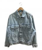 Levi's SILVER TAB(リーバイスシルバータブ)の古着「デニムジャケット」|インディゴ