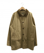 L.L.Bean(エルエルビーン)の古着「ハンティングフィールドコート」|ベージュ