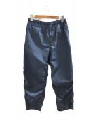 ()の古着「クロップドパンツ」 ブルー