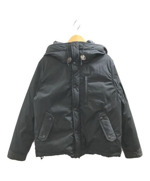 THE NORTHFACE PURPLELABEL(ザノースフェイス パープルレーベル)THE NORTHFACE PURPLELABEL (ザノースフェイス パープルレーベル) 別注ダウンジャケット ブラック サイズ:WOMENS Mの古着・服飾アイテム