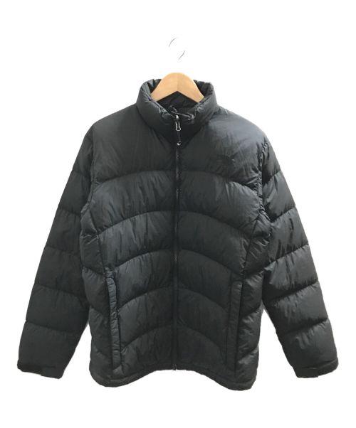 THE NORTH FACE(ザ ノース フェイス)THE NORTH FACE (ザ ノース フェイス) アコンカグアダウンジャケット ブラック サイズ:Mの古着・服飾アイテム